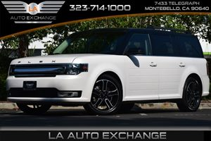 2013 Ford Flex SEL Carfax Report - No AccidentsDamage Reported  White Platinum Metallic 280
