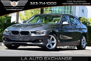 2013 BMW 3 Series 328i Carfax Report Auto Start-Stop Function Convenience  Adjustable Steering