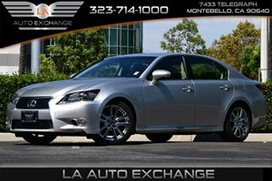 2014 Lexus GS 350  Carfax Report - No AccidentsDamage Reported 2 Seatback Storage Pockets 5 Per