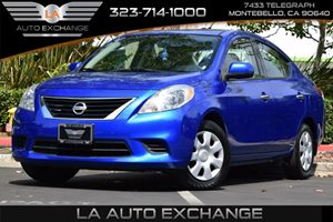 2014 Nissan Versa S Carfax Report - No AccidentsDamage Reported 108 Gal Fuel Tank 110 Amp Alt