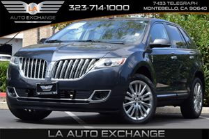 2013 Lincoln MKX  Carfax Report 2 Coat Hooks 4 Pwr Points 17 Spare Tire 316 Axle Ratio