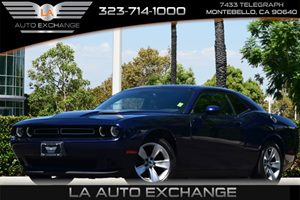 2015 Dodge Challenger SXT Carfax Report 6 Cylinders Air Conditioning  AC Air Conditioning  C