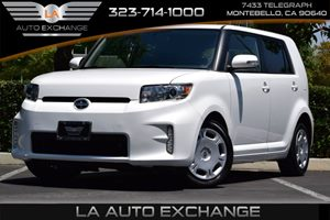 2014 Scion xB  Carfax 1-Owner Airbag Occupancy Sensor Audio  Premium Sound System Convenience