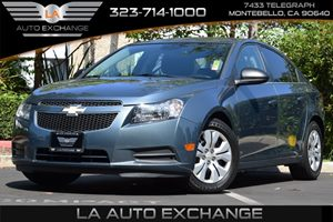 2012 Chevrolet Cruze LS Carfax Report - No Accidents  Damage Reported to CARFAX Alternator 120