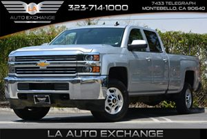 2016 Chevrolet Silverado 2500HD LT Carfax Report - No AccidentsDamage Reported  Silver Ice Met