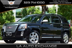 2014 GMC Terrain Denali Carfax 1-Owner - No Accidents  Damage Reported to CARFAX 6 Cylinders Ai