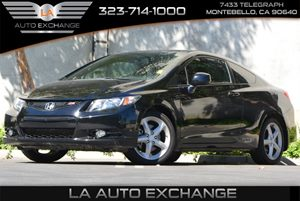 2013 Honda Civic Cpe Si Carfax 1-Owner - No AccidentsDamage Reported Audio  AmFm Stereo Body-