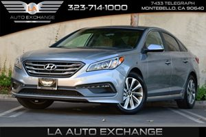 2015 Hyundai Sonata 24L Sport Carfax 1-Owner - No AccidentsDamage Reported Airbag Occupancy Sen