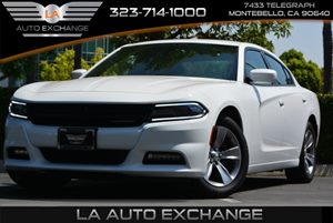 2015 Dodge Charger SXT Carfax Report - No AccidentsDamage Reported  Bright White Clearcoat  A