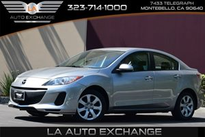 2013 Mazda Mazda3 i SV Carfax Report  Liquid Silver Metallic  All advertised prices exclude go