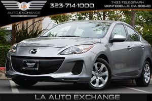 2013 Mazda Mazda3 i SV Carfax Report - No AccidentsDamage Reported 2-Speed Variable-Intermittent