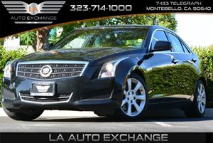 2013 Cadillac ATS Performance Carfax 1-Owner Air Conditioning  Multi-Zone AC Audio  Auxiliary