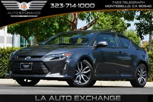 2015 Scion tC  Carfax 1-Owner - No AccidentsDamage Reported 6-Way Driver Seat -Inc Manual Recli