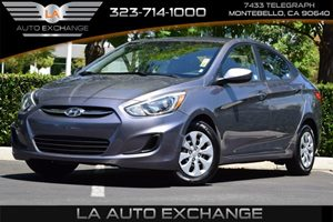 2015 Hyundai Accent GLS Carfax Report - No AccidentsDamage Reported Airbag Occupancy Sensor Aud