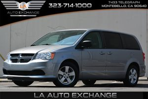 2013 Dodge Grand Caravan SE Carfax 1-Owner - No Accidents  Damage Reported to CARFAX  Gray  A