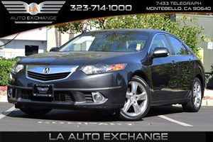 2013 Acura TSX  Carfax 1-Owner Acuralink Real-Time Traffic WTraffic Rerouting Weather Satellit