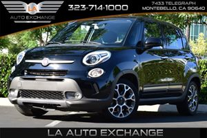 2014 FIAT 500L Trekking Carfax Report - No AccidentsDamage Reported 150 Amp Alternator 383 Axl