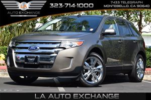 2013 Ford Edge SEL Carfax Report - No AccidentsDamage Reported 17 Spare Tire 6 Cylinders Air