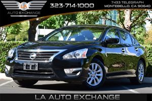 2014 Nissan Altima 25 Carfax 1-Owner - No AccidentsDamage Reported 110 Amp Alternator Airbag O