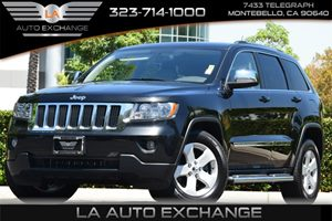 2013 Jeep Grand Cherokee Laredo Carfax Report  Black Forest Green Pearl  All advertised prices