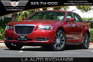 2014 Chrysler 300 300S Carfax Report - No AccidentsDamage Reported 3 12V Dc Power Outlets 6 Cyl