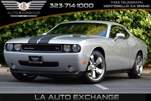 2009 Dodge Challenger RT Carfax Report - No AccidentsDamage Reported 160-Amp Alternator Brake