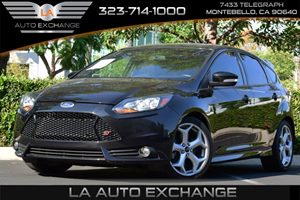 2013 Ford Focus ST Carfax Report - No AccidentsDamage Reported Anti-Lock Brakes Abs Convenien