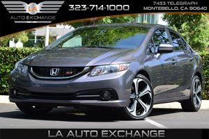 2015 Honda Civic Sedan Si Carfax Report Convenience  Adjustable Steering Wheel Convenience  Au