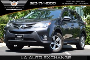 2015 Toyota RAV4 XLE Carfax Report 3815 Axle Ratio Airbag Occupancy Sensor Convenience  Autom