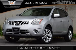 2012 Nissan Rogue SL Carfax Report - No AccidentsDamage Reported 4-Wheel Anti-Lock Brakes Abs