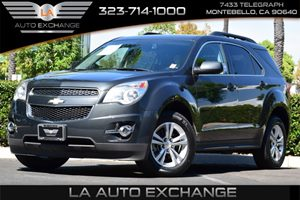 2013 Chevrolet Equinox LT Carfax Report - No AccidentsDamage Reported  Ashen Gray Metallic 2