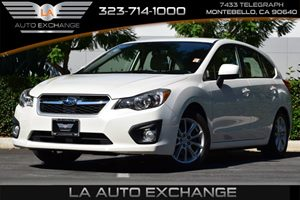2013 Subaru Impreza Wagon 20i Premium Carfax Report - No AccidentsDamage Reported 4-Wheel Anti-