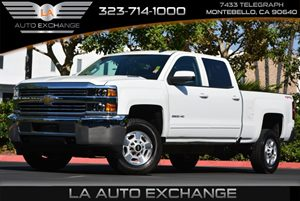 2016 Chevrolet Silverado 2500HD LT Carfax Report - No AccidentsDamage Reported Audio  AmFm Ste