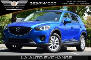2013 Mazda CX-5 Touring Carfax 1-Owner Anti-Lock Brake System Abs WElectronic Brakeforce Distr
