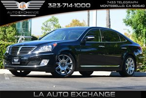 2013 Hyundai Equus Signature Carfax Report - No AccidentsDamage Reported 19 X 80 Front  19