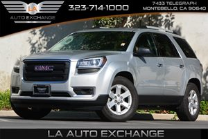 2015 GMC Acadia SLE Carfax Report  Champagne Silver Metallic  All advertised prices exclude go
