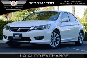 2015 Honda Accord Sedan EX Carfax 1-Owner Audio  Auxiliary Audio Input Audio  Cd Player Conve
