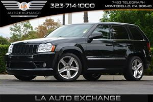 2007 Jeep Grand Cherokee SRT-8 Carfax Report - No AccidentsDamage Reported Air Conditioning  A