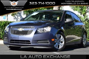 2013 Chevrolet Cruze LS Carfax Report - No AccidentsDamage Reported Convenience  Adjustable Ste