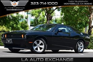 2015 Dodge Challenger SXT Carfax 1-Owner 5 Person Seating Capacity 6 Cylinders Air Conditioning