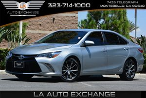 2015 Toyota Camry XSE Carfax Report - No AccidentsDamage Reported Air Conditioning  Climate Con