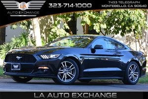 2015 Ford Mustang EcoBoost Premium Carfax Report - No AccidentsDamage Reported 4 Person Seating
