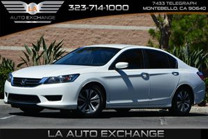 2013 Honda Accord Sdn LX Carfax Report - No AccidentsDamage Reported Air Conditioning  Multi-Zo