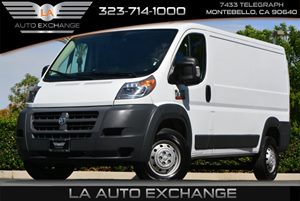 2016 Ram ProMaster Cargo Van  Carfax Report - No AccidentsDamage Reported Clearcoat Paint Conve