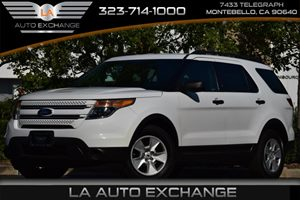 2013 Ford Explorer Base Carfax Report - No AccidentsDamage Reported 6 Cylinders Audio  AmFm S