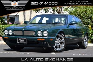 2003 Jaguar XJR Carfax Report - No AccidentsDamage Reported Audio  Premium Sound System Conven