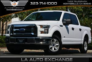 2016 Ford F-150 XLT Carfax Report Air Conditioning  AC Cargo Lamp Integrated WHigh Mount Stop