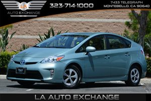 2013 Toyota Prius One Carfax Report Air Conditioning  AC Audio  Cd Player Convenience  Adju