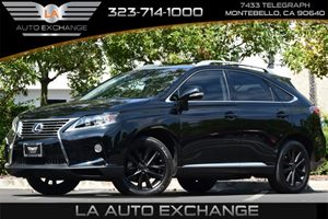 2014 Lexus RX 350  Carfax Report - No AccidentsDamage Reported  Stargazer Black  All advertis