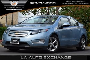 2013 Chevrolet Volt  Carfax 1-Owner - No AccidentsDamage Reported Convenience  Adjustable Steer